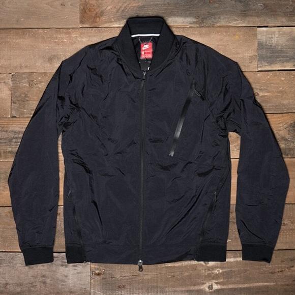 71e9546195b2 NWT Nike Tech Pack Hypermesh Varsity Jacket  180
